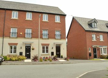 Thumbnail 4 bed town house to rent in North Croft, Atherton, Manchester