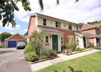Thumbnail 3 bed semi-detached house for sale in Andersen Close, Whiteley, Fareham