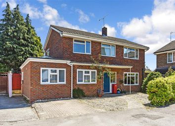 Thumbnail 4 bed detached house for sale in Jubilee Road, Chichester, West Sussex