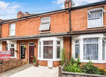Thumbnail 2 bed terraced house for sale in Kensington Avenue, Watford, Hertfordshire