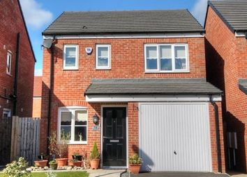 Thumbnail 3 bed detached house for sale in Wheatfield Road, Westerhope, Newcastle Upon Tyne