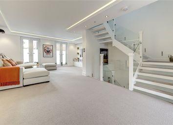 Thumbnail 4 bedroom terraced house for sale in Lower Merton Rise, Primrose Hill, London