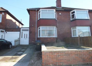 Thumbnail 3 bedroom semi-detached house for sale in Sutherland Avenue, Fenham, Newcastle Upon Tyne