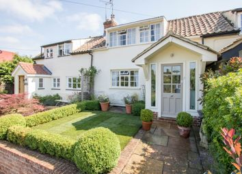 Thumbnail 3 bed semi-detached house for sale in The Row, Hadstock, Cambridge