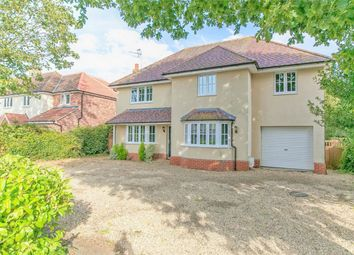 Thumbnail 6 bed detached house for sale in Church Road, Elmstead, Colchester, Essex