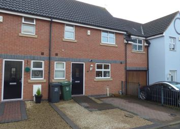 Thumbnail 2 bed town house for sale in Cygnet Close, Sileby