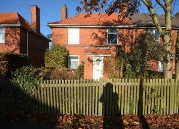 Thumbnail 4 bed semi-detached house for sale in Kirkley Gardens, Lowestoft