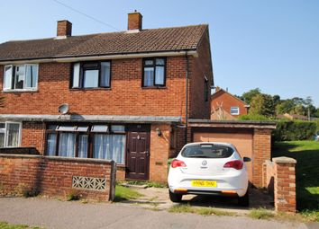 Thumbnail 3 bed semi-detached house for sale in Exford Avenue, Southampton
