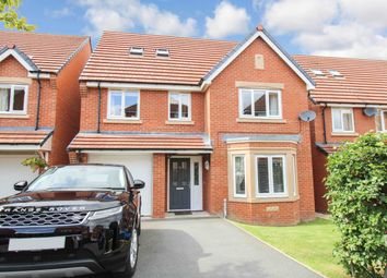Thumbnail 5 bed detached house for sale in Harvey Avenue, Newton Hall, Durham