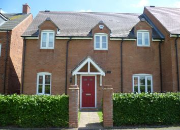 Thumbnail 3 bed semi-detached house to rent in Lawrence Way, Lichfield, Staffordshire