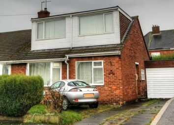 3 bed bungalow for sale in Downend Road, Hillheads Estate, Newcastle Upon Tyne NE5