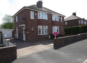Thumbnail 3 bed semi-detached house for sale in Sunny Bank, Worksop
