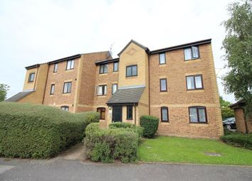 Thumbnail 1 bed flat for sale in Burket Close, Norwood Green