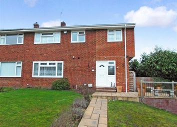 Thumbnail 4 bed semi-detached house for sale in Grebe Court, Birds Estate, Larkfield, Kent