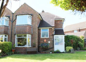 Thumbnail 3 bed semi-detached house for sale in Oaks Road, Kenilworth