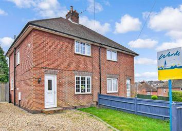 Thumbnail 3 bed semi-detached house for sale in Caley Road, Tunbridge Wells, Kent