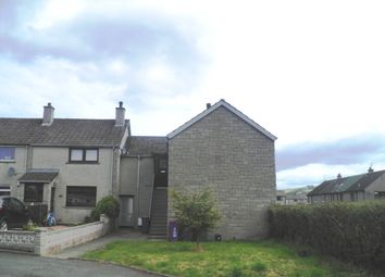 Thumbnail 3 bed flat to rent in Carseview Terrace, Lunanhead, Forfar