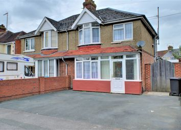 Thumbnail 3 bed semi-detached house for sale in Scarborough Road, Swindon