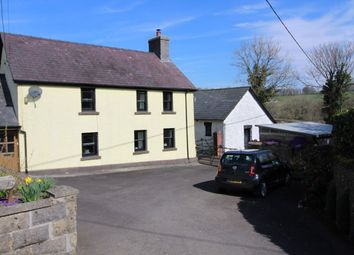 Thumbnail Land for sale in Llanwnnen, Lampeter