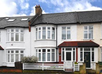 Thumbnail 3 bedroom terraced house for sale in Parbury Road, London