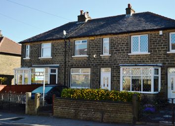 Thumbnail 2 bed terraced house for sale in Broughton Road, Crosland Moor, Huddersfield
