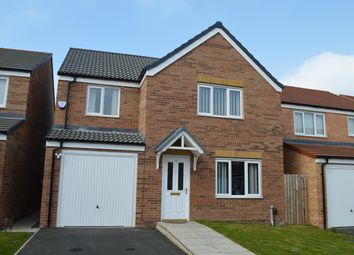 Thumbnail 4 bed detached house for sale in Scholars Rise, Middlesbrough
