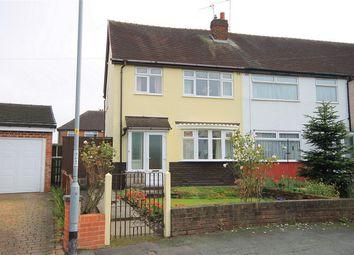 Thumbnail 3 bed end terrace house for sale in St. John Avenue, Warrington