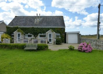 Thumbnail 3 bed semi-detached house for sale in Dinas Dinlle, Caernarfon