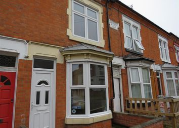Thumbnail 3 bedroom terraced house to rent in Sylvan Street, Leicester