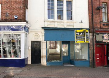 Thumbnail Retail premises to let in 15 Sheepmarket, Leek, Staffordshire