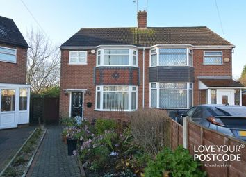 Thumbnail 3 bed semi-detached house for sale in Mayswood Grove, Birmingham, Quinton