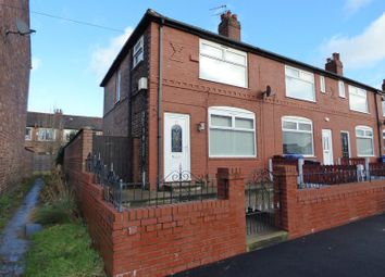 Thumbnail 3 bed terraced house to rent in Salisbury Street, Stockport