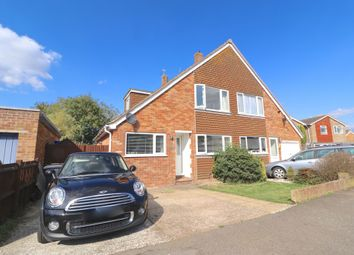 Thumbnail 3 bed semi-detached house for sale in Manor Park Road, Hailsham, East Sussex