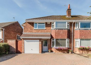 Thumbnail 3 bed semi-detached house for sale in Hastings Close, Nunthorpe, Middlesbrough
