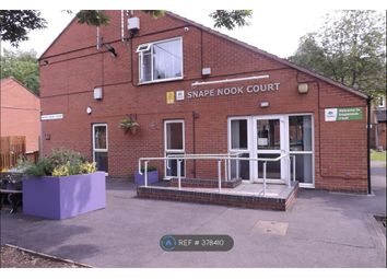 Thumbnail 1 bed flat to rent in Snape Nook Court, Nottingham