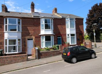 Thumbnail 2 bed terraced house for sale in Weirfield Road, St. Leonards, Exeter