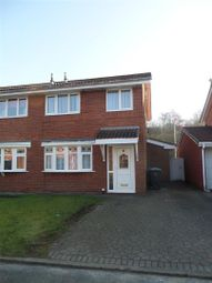 Thumbnail 3 bedroom property to rent in Pennant Close, Birchwood, Warrington