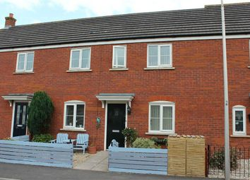 3 bed terraced house for sale in The Badgers, North Somerset, Weston-Super-Mare BS22