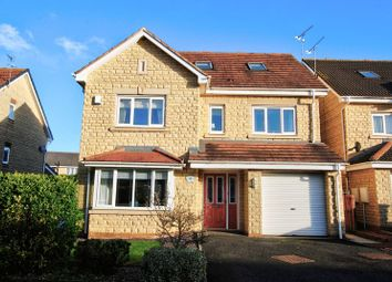 Thumbnail 5 bed detached house for sale in Highfield, Blyth