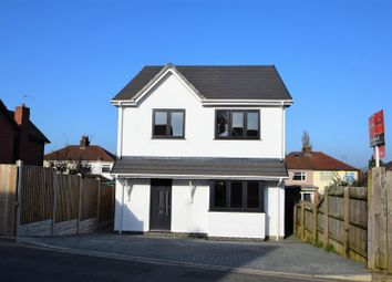 Thumbnail 3 bed detached house for sale in Kingsley Close, Heswall, Wirral