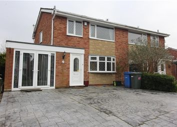 Thumbnail 3 bed property for sale in Park Avenue, Chorley