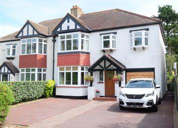Thumbnail 4 bed semi-detached house for sale in Lovibonds Avenue, Farnborough, Orpington