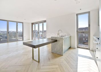 Thumbnail 2 bed flat to rent in Hardy Building, West Hampstead Square, West Hampstead, London