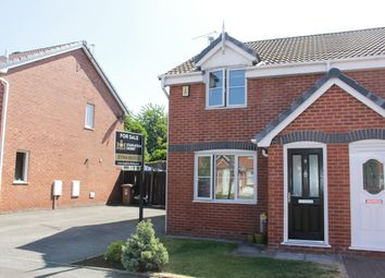 Thumbnail 2 bedroom semi-detached house for sale in Wood Vale, St. Helens