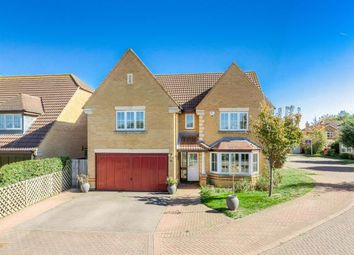 Thumbnail 4 bed detached house for sale in Dorchester Way, Elstow, Bedford, Bedfordshire