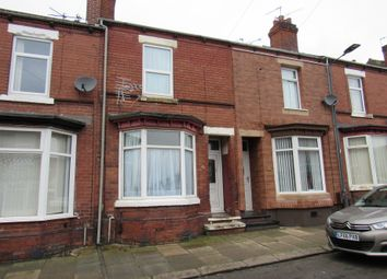 Thumbnail 3 bed terraced house for sale in Lister Avenue, Doncaster