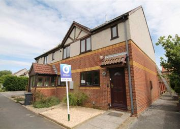 Thumbnail 2 bedroom end terrace house for sale in Campbells Farm Drive, Lawrence Weston, Bristol