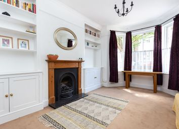 Thumbnail 1 bed flat to rent in Buckmaster Road, London
