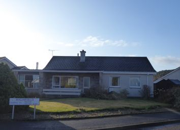 3 bed detached bungalow for sale in Forbeshill, Forres IV36