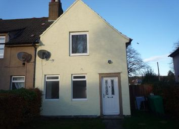 Thumbnail 2 bed end terrace house to rent in Parkside Street, Rosyth, Dunfermline